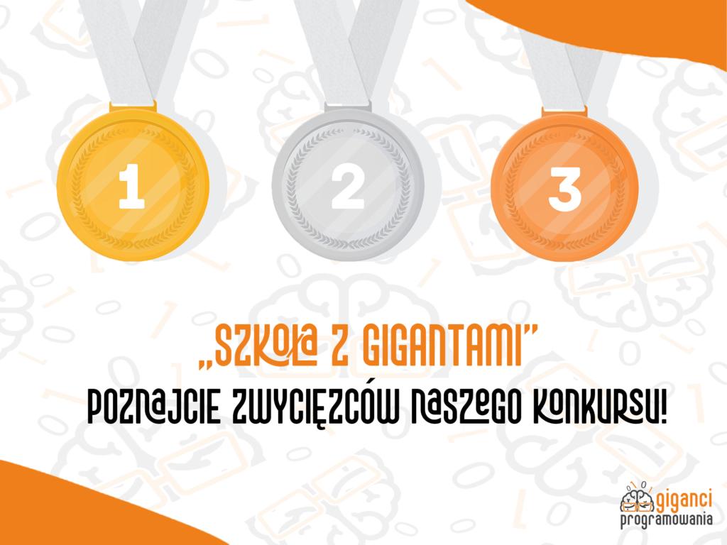 Certyfikat Złotego Partnera – Giganci Programowania