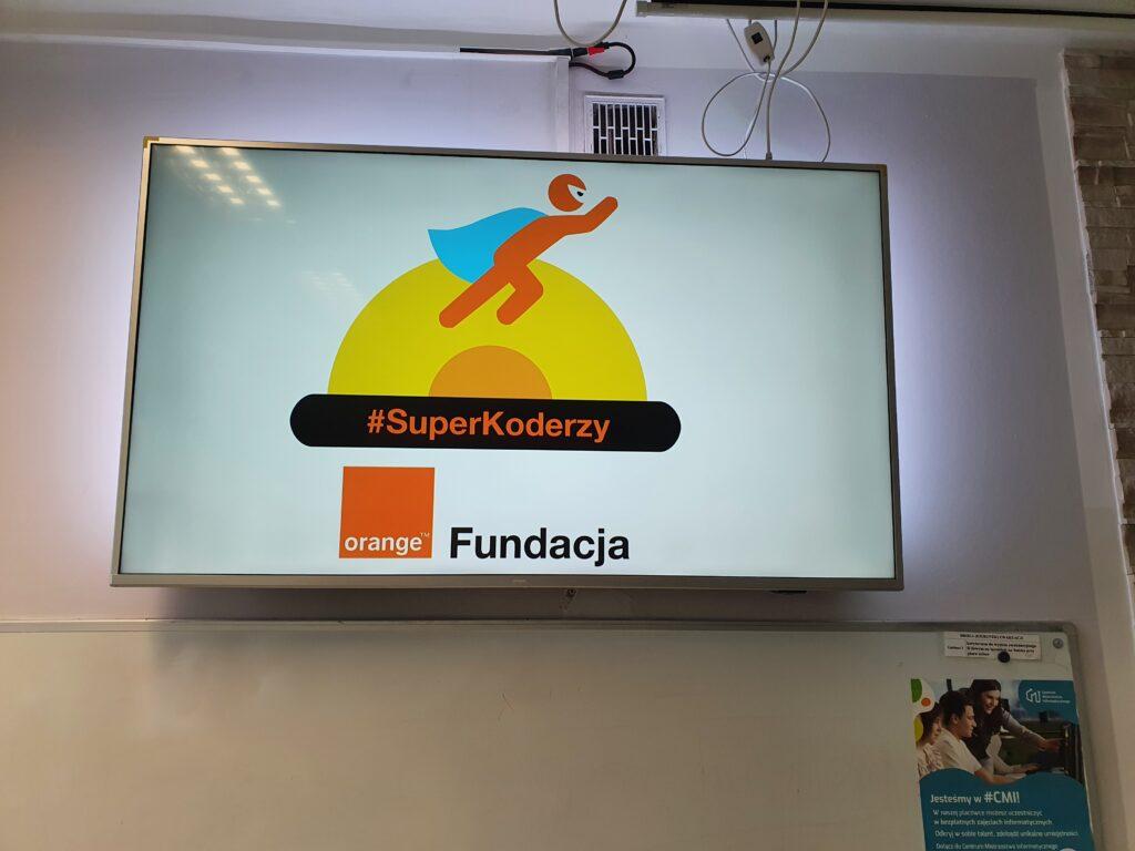 #SuperKoderzy – Orange!